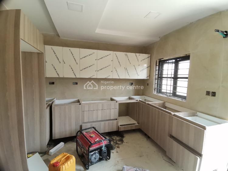 Uniquely Built 4 Bedroom Terrace Duplex with Bq, Gated Mini Estate, Ikate Elegushi, Lekki, Lagos, Terraced Duplex for Sale