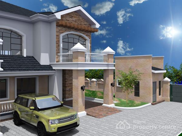 For Sale Off Plan Sale Of 4 Bedroom Terraced Duplexes