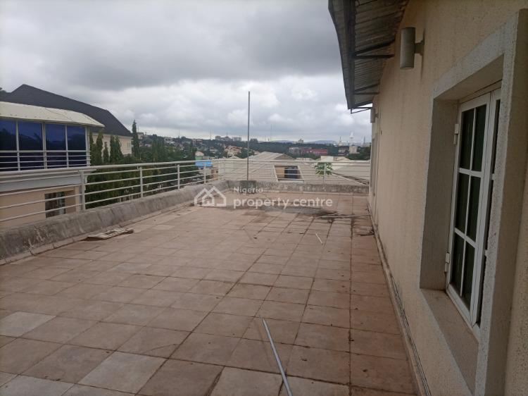 Luxury Finished 5 Bedroom Semi Detached Duplex with Separate Gate, By Dominos, Off Amino Kano Crescent, Wuse 2, Abuja, Semi-detached Duplex for Rent