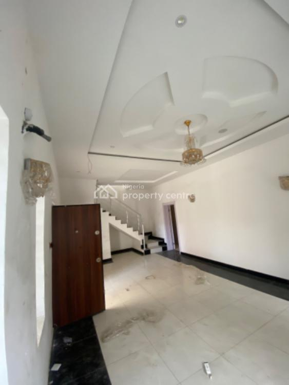 Luxury Brand New 4 Bedroom Service Terrace and Tastefully Finished, Ikota, Lekki, Lagos, Terraced Duplex for Sale