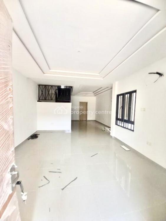 Luxury Fully Serviced 4 Bedroom Terrace with a Room Bq, Ikate Elegushi, Lekki, Lagos, Terraced Duplex for Sale