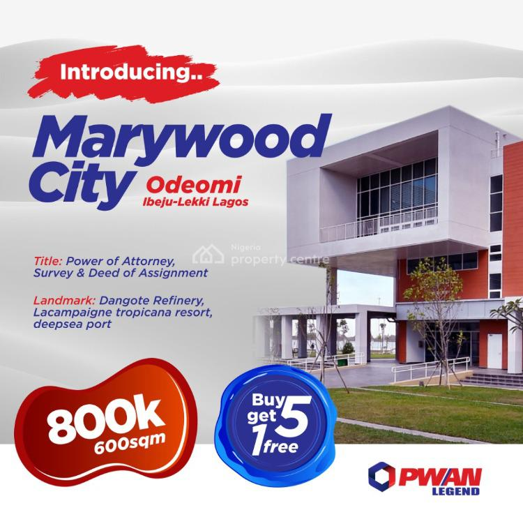 Affordable Lands with Good Title Document, Ode Omi, Ibeju Lekki, Lagos, Mixed-use Land for Sale