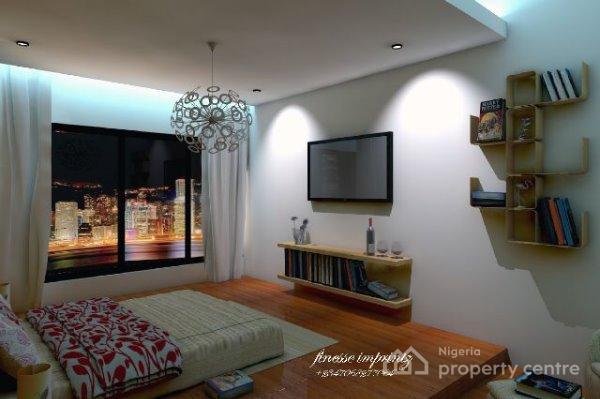 Luxury Single Room Self Contained Aopposite Rite Along Mosho Adewale Mosque In Sangotedo Burowpit