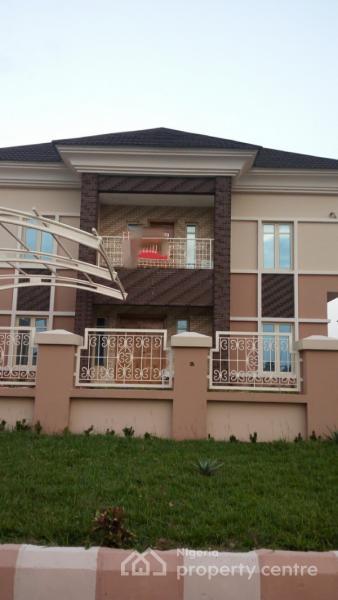 Luxury Modern 5 Bedroom Detached Duplex With Bq, Swimming Pool  , Ajah, Lagos, 5 Bedroom House For Sale