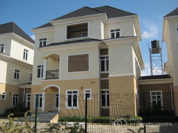New 5 Bed Houses at  Asokoro Extention. Abuja, Koffi Annan Street. Asokoro Extension, Asokoro District, Abuja, Detached Duplex for Sale