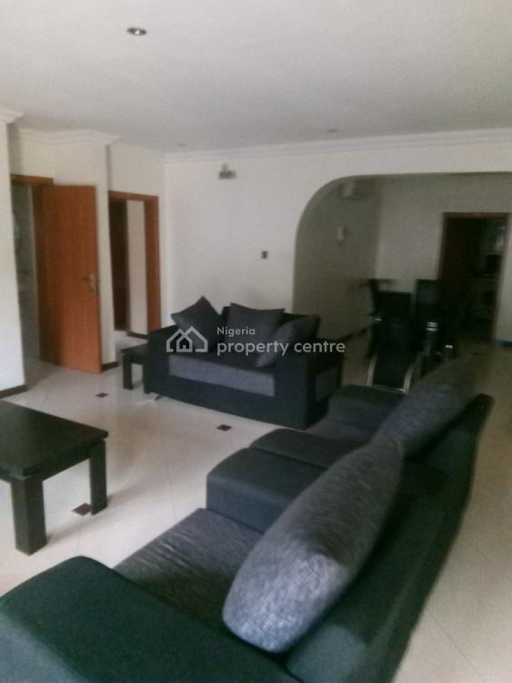 Furnished Serviced 2 Bedrooms Apartment, Opebi, Ikeja, Lagos, Flat / Apartment for Rent