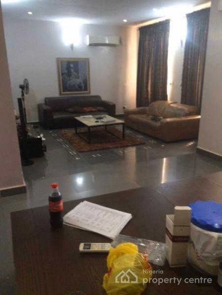 Well Built 4 Bedroom Terrace House in a Quiet Neighborhood, Utako, Abuja, Terraced Duplex for Rent