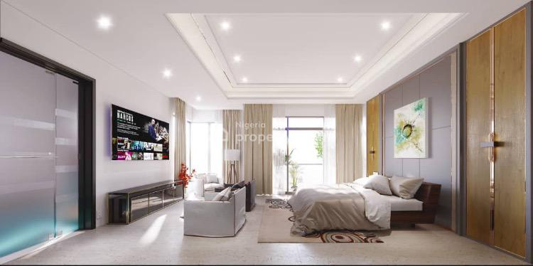 Serviced Luxury 3 Bedroom Flats with Bqs, Lekki Phase 1, Lekki, Lagos, Flat / Apartment for Sale