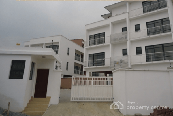 ... Luxurious 4 Bedroom All En Suite Terrace Apartment, Plot R14, Foreshore  Estate, Banana ...