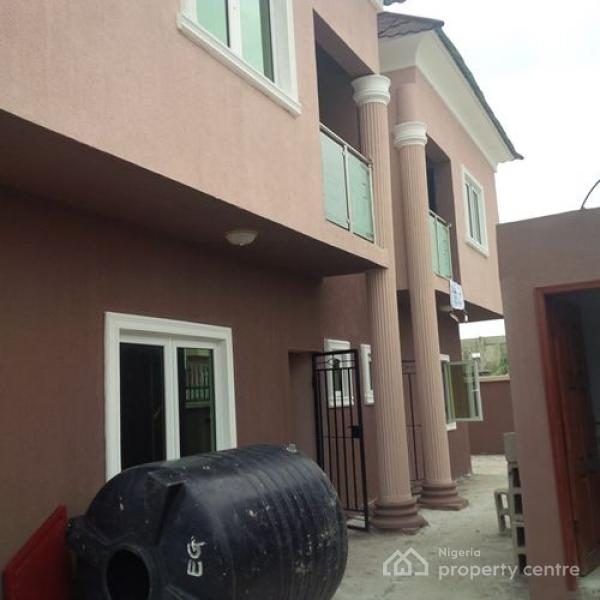 for rent lovely 3 bedroom canaan estate ajah lagos