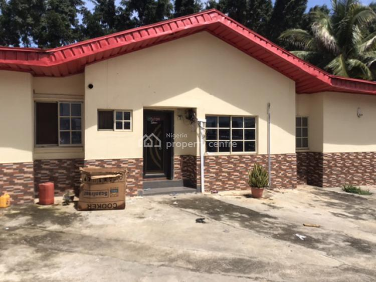 Fenced & Prime Residential Property, Off Aminu Kano Crescent in Cul De Sac, Wuse 2, Abuja, Detached Bungalow for Sale