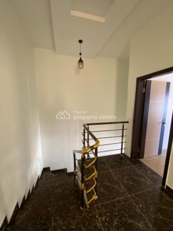Nicely Finished 4 Bedroom Semi Detached with Bq, Conservative Road, Lekki Phase 2, Lekki, Lagos, Semi-detached Duplex for Sale