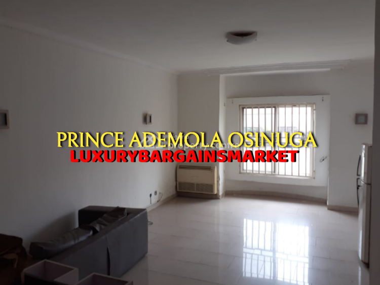 Direct Clients Only - 4 Bedroom Terrace House + Pool+gym, Parkview, Ikoyi, Lagos, Terraced Duplex for Rent
