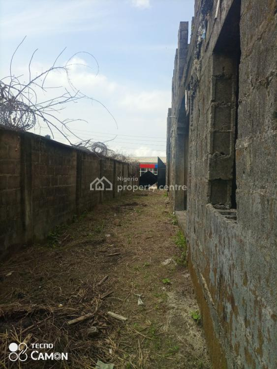 4 Units of 3 Bedroom Flat with 2 Units of Mini Flat, Valley View Estate, Ebute, Ikorodu, Lagos, Block of Flats for Sale