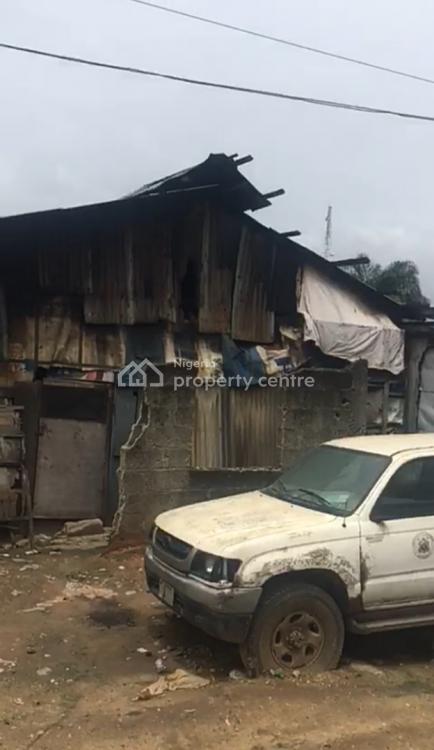 Half Plot of Land, Irawo Bus Stop, Irawo, Kosofe, Lagos, Mixed-use Land for Sale
