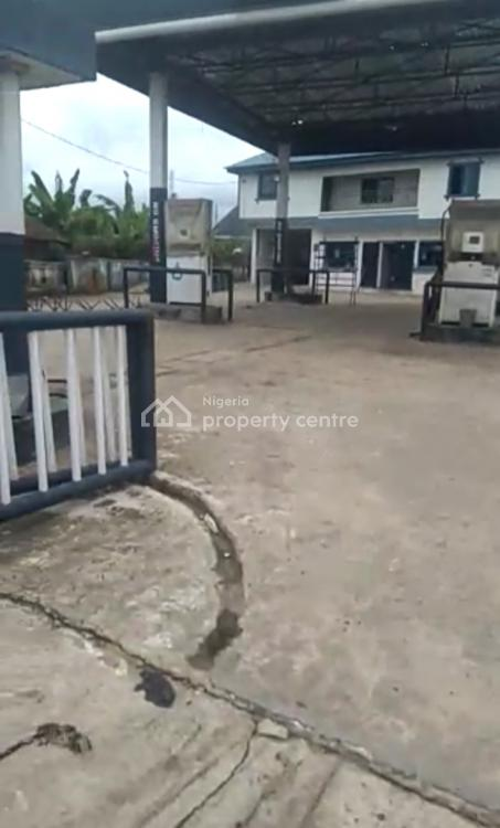 Functioning Filling Station with 6 Pumps, Etegbin Road, Ojo, Lagos, Filling Station for Sale