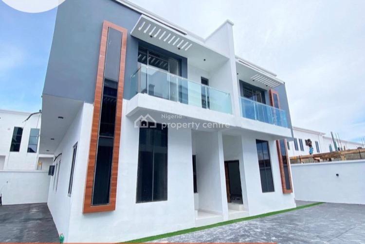 4 Bedroom Semi Detached with Bq, Orchid Road, 2nd Toll Gate, Lekki Expressway, Lekki, Lagos, Semi-detached Duplex for Sale