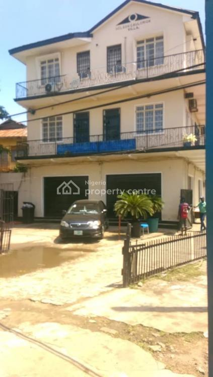 Strategically Located Commercial Property, Alagomeji, Yaba, Lagos, Office Space for Sale
