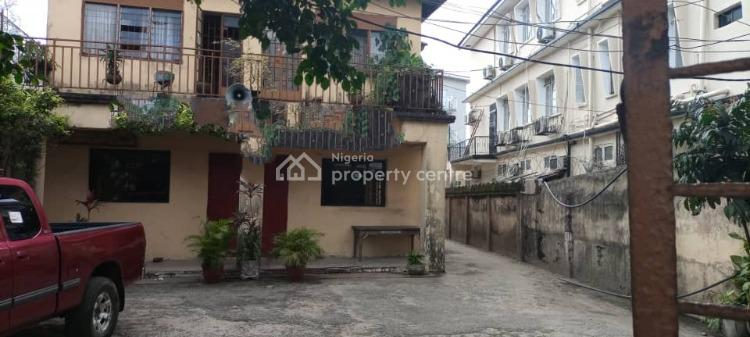 Good Commercial Property, Alagomeji, Yaba, Lagos, Office Space for Sale