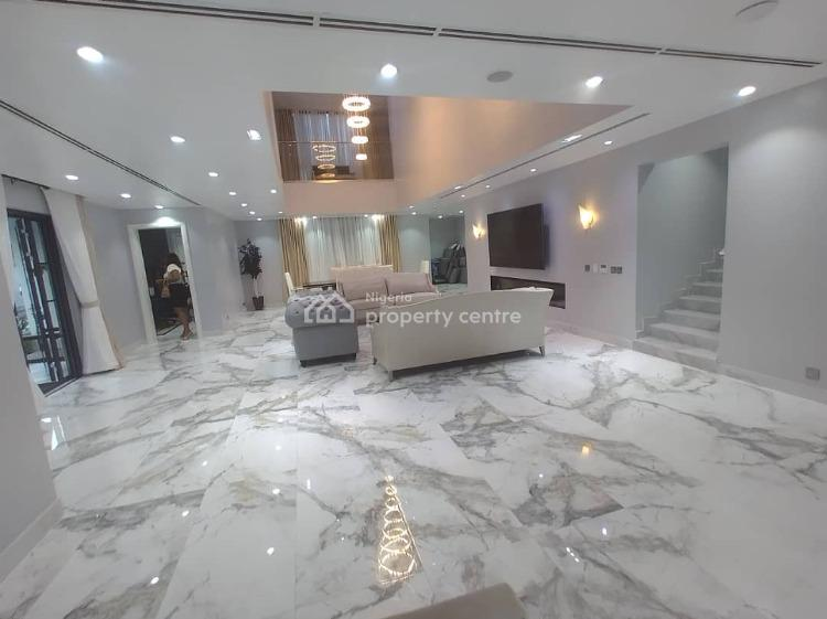 Fully Furnished 7 Bedroom Terrace Duplex with Quality Interior, Banana Island, Ikoyi, Lagos, Terraced Duplex for Sale