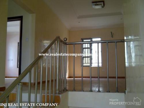 Bedroom Detached Duplex In Chevy View Estate.chevron, Lekki ...