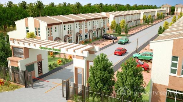Terrace Building Design for sale: 4 bedroom terrace duplex, within riverview estate, close