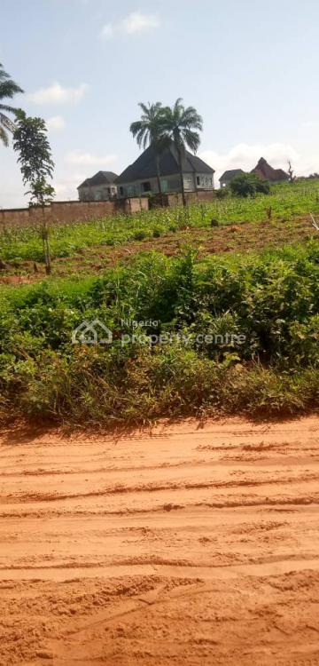 3 Plots of Dry Table Land, Unizik Junction, Awka, Anambra, Residential Land for Sale