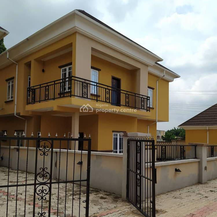 Luxury 5 Bedroom Duplex with Bq, Independence Layout, Enugu, Enugu, Detached Duplex for Sale