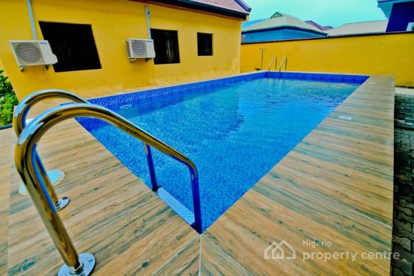 Short Let 4 Bedroom Furnished Serviced Apartment With