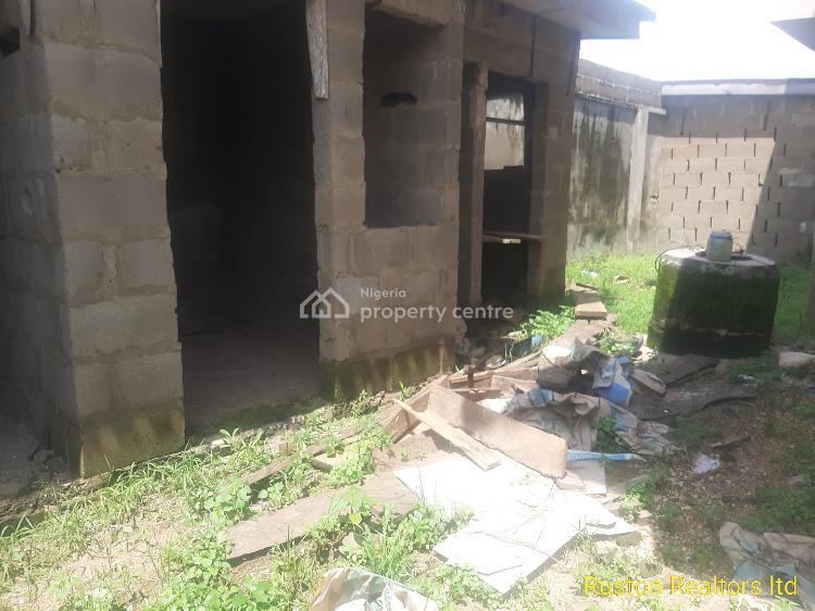 Detached 4 Bedroom  Duplex with Bq, General Gas Area Off Akobo  Rooad, Ibadan, Oyo, Detached Duplex for Sale