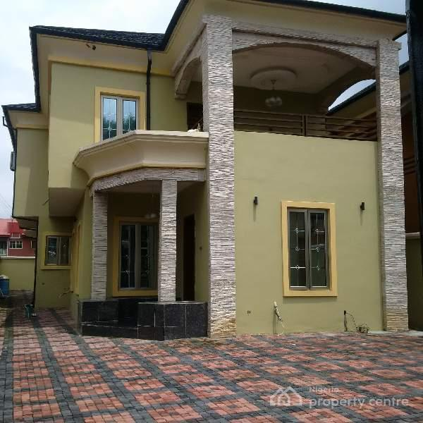 For Sale 5 Bedroom Duplex With Bq Jacuzzi Omole Phase