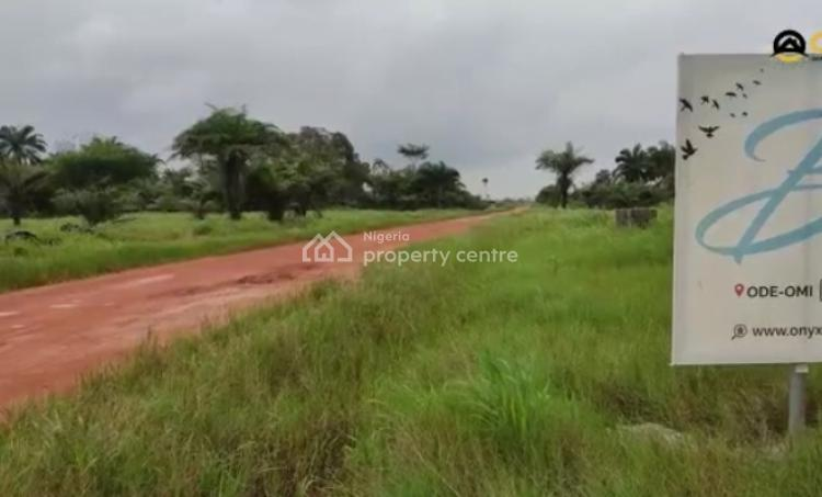 Do You Want Something Timeless? Then, Get This Amazing Land., The Most Affordable 100% Dry Land for Grabs, Ode Omi, Ibeju Lekki, Lagos, Mixed-use Land for Sale