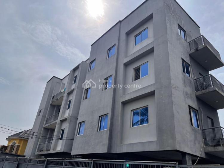 Lovely Units of 3 Bedroom Apartments with a Bq Each, Ogba, Ikeja, Lagos, Block of Flats for Sale