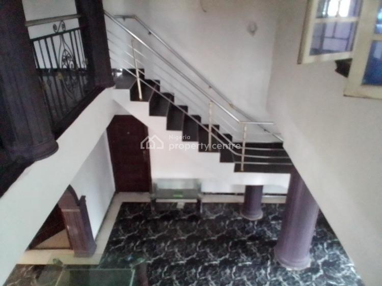 Luxury Four Bedrooms Terrace Duplex Ready for You, Powerline Bus Stop Road, Badore, Ajah, Lagos, Terraced Duplex for Rent