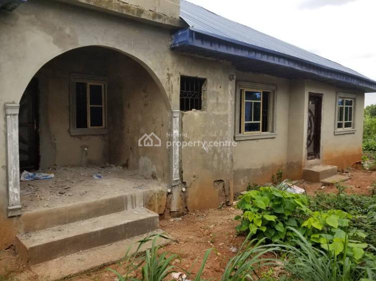 Uncompleted 4 Bedrooms Bungalow, Roro Port Estate Obere Atan Ota Road, Atan Ota, Ado-odo/ota, Ogun, Detached Bungalow for Sale