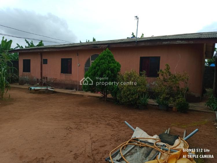 Three Bedroom Set Back Bungalow, Igando Isuti Road, Igando, Ikotun, Lagos, Detached Bungalow for Sale