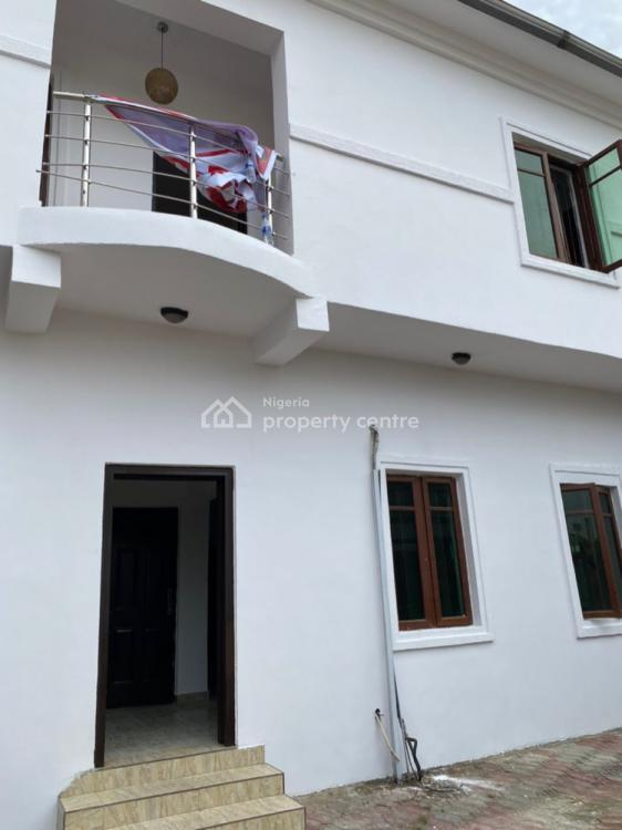 Distress 4 Bedroom Duplex with Bq, Oral Estate, Ikota, Lekki, Lagos, Semi-detached Duplex for Sale