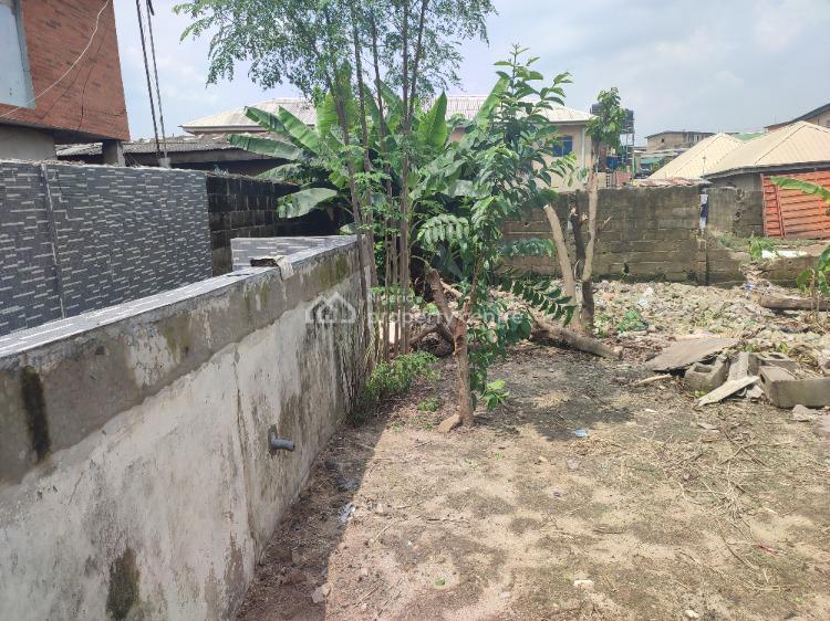 a Rear Plot of Land, Odogbolu Street,, Ketu, Lagos, Residential Land for Sale