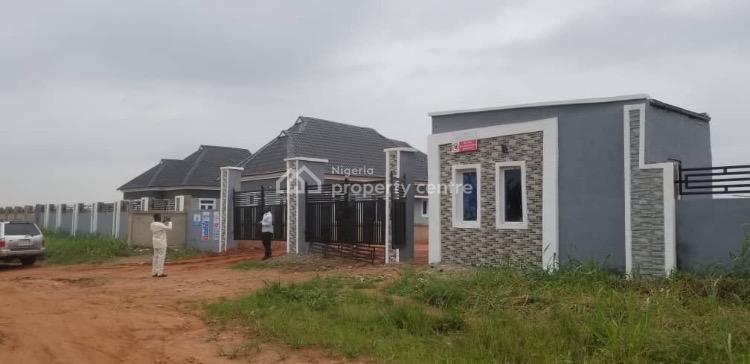 3 Bedrooms Fully Detached Bungalow. Dont Miss It, Mowe Town, Ogun, Detached Bungalow for Sale