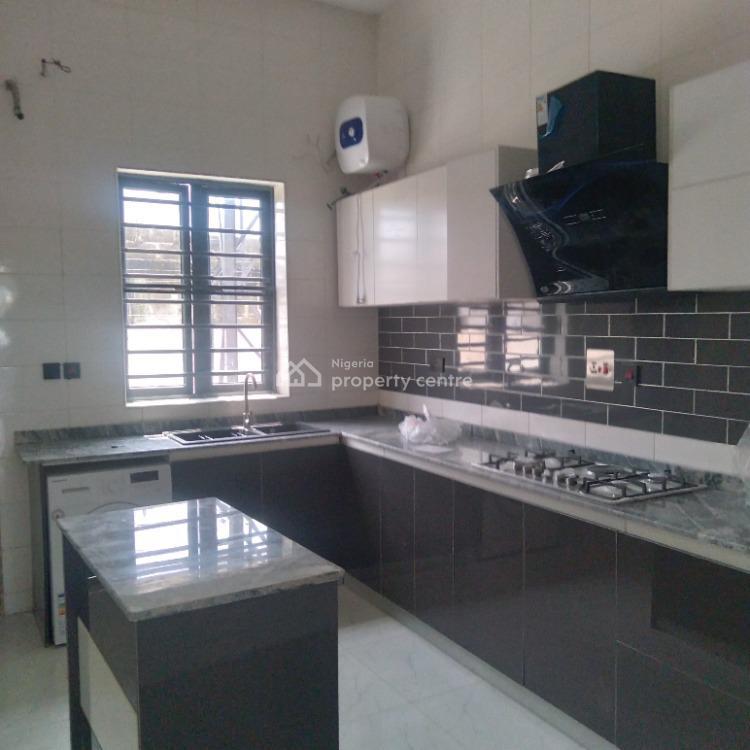 Brand New 4-bedroom Semi-detached House with Bq, Osapa, Lekki, Lagos, Detached Duplex for Rent
