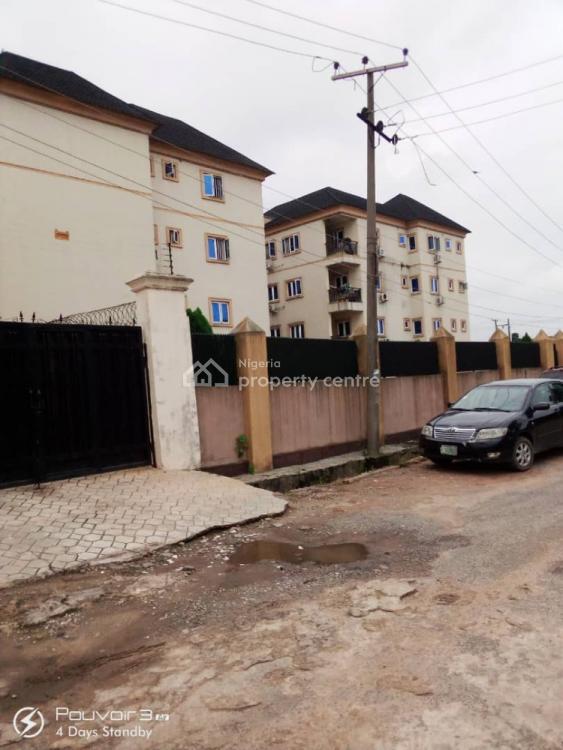 Beautiful 3 Bedroom Flat with Nice Facilities, Off Ijaiye Road, Ogba, Ikeja, Lagos, Flat / Apartment for Rent