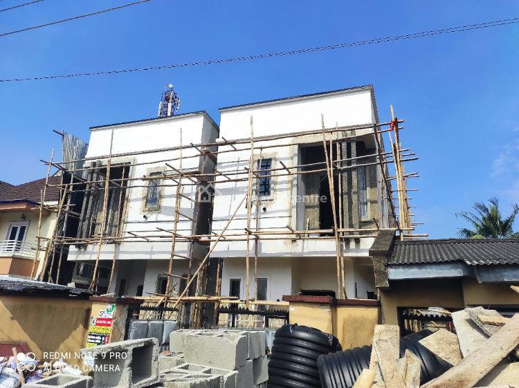 4 Bedroom Semi Detached Duplex (all Ensuite), Gra Phase 2, Magodo, Lagos, Semi-detached Duplex for Sale