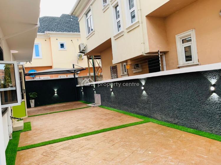 5 Bedroom Fully Detached Duplex with Bq, Chelvron Drive, Lekki, Lagos, Detached Duplex for Sale