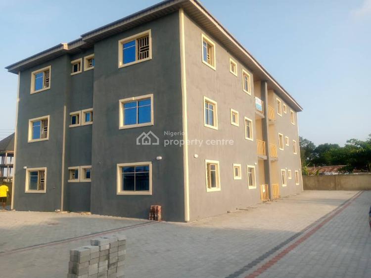 Newly Build 3 Bedrooms Flat, Jubril Estate, Olokonla, Ajah, Lagos, Flat / Apartment for Rent