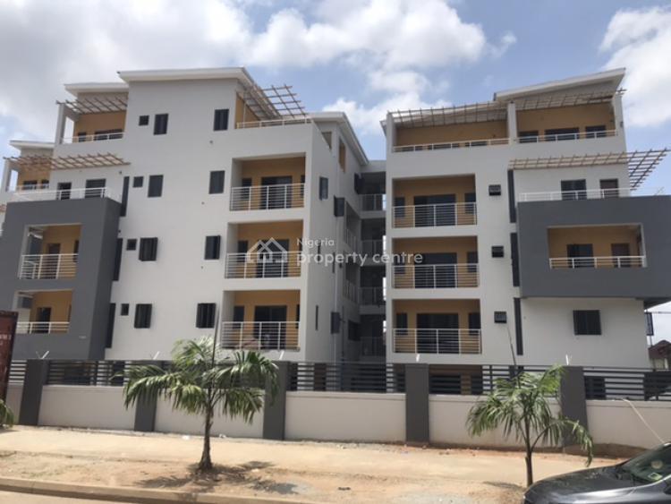 Topnotch & Iconic 2 Bedroom Luxury  Apartment, By Turkish Nizamiye Hospital, Jabi, Abuja, Flat / Apartment for Sale