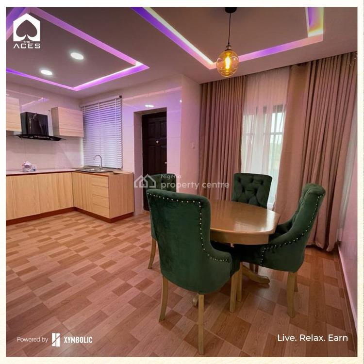 Luxury 2 Bedroom Terraced Bungalow with Well Equipped Gym and Pool, Ibonwon, Epe, Lagos, Terraced Bungalow for Sale