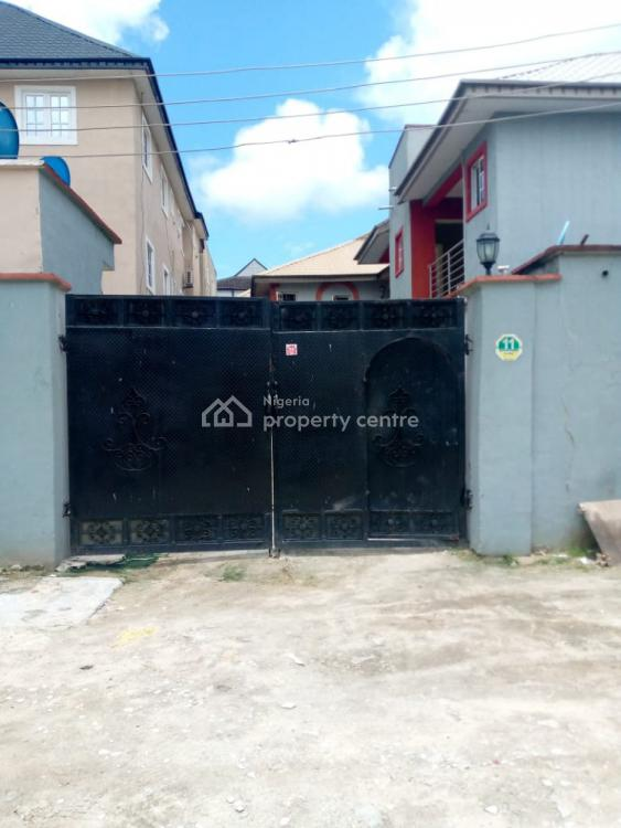2 Houses Consisting of 8 Nos 2 Bedroom Flats and 4 Nos Self Contained., Alasia, Ajah, Lagos, House for Sale