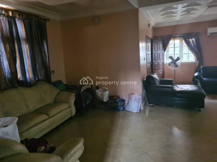 5 Bedroom Detached Duplex with 2 Room Bq, Ago Palace, Okota, Isolo, Lagos, Detached Duplex for Sale
