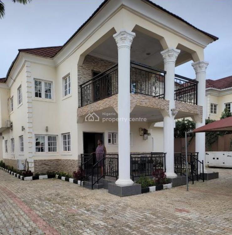 4 Bedroom Duplex with 2 Bq, Estate, Lokogoma District, Abuja, Detached Duplex for Sale