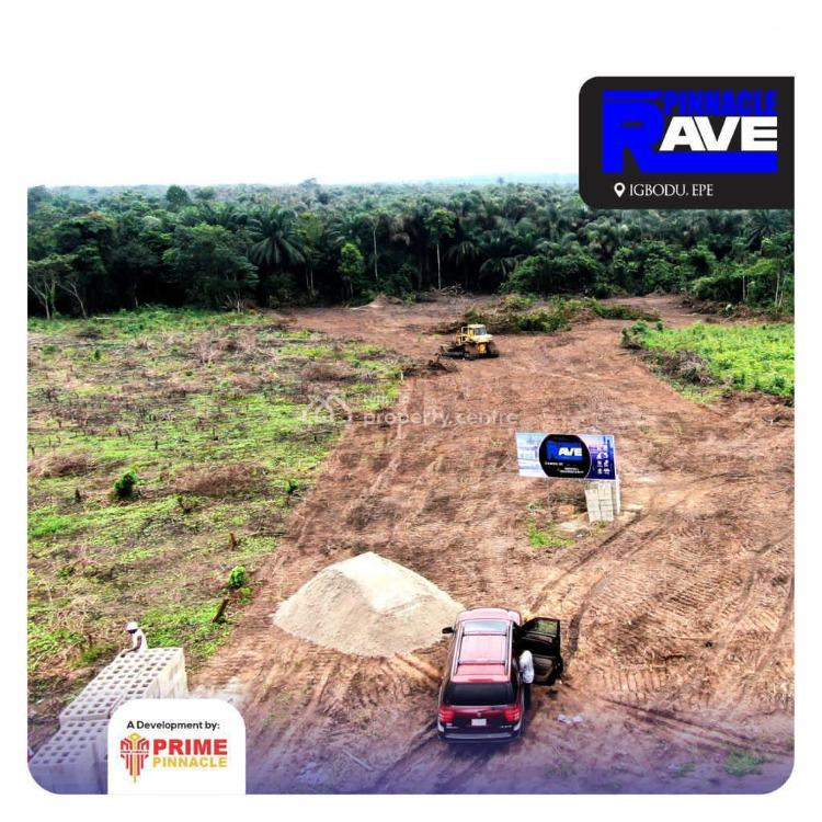 Cheapest Genuine Dry Land with Fencing and Developments, Igbodu, Epe, Lagos, Mixed-use Land for Sale